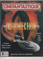 Cinefantastique Star Trek Insurrection January 1999 121119nonr