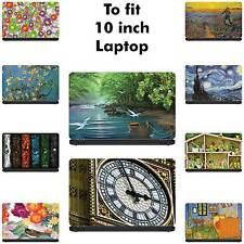 Piel de vinilo Laptop artístico 10 in (approx. 25.40 cm)/Calcomanía/Pegatina/Cubierta-somestuff 247-LA10