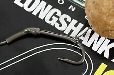 Korda Longshank X Microbarbed Carp Fishing Hooks