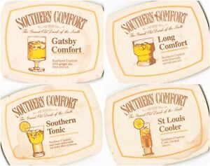 Vintage 1980s Beer mats - Many Available in Sets Britvic, Babycham, S.Comfort.