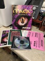 Master Of Magic PC Game Boxed