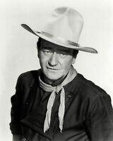 "JOHN WAYNE IN ""THE MAN WHO SHOT LIBERTY VALANCE"" - 8X10 PUBLICITY PHOTO (ZY-949)"