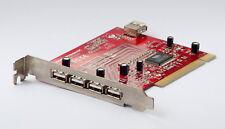 PCI USB 2.0 Card Conceptronic C480I5 5 Port VIA VT6212L