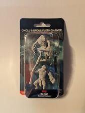Nolzur/'s Marvelous Miniatures Warriors D/&D 90066 Gnoll /& Gnoll Flesh Gnawer