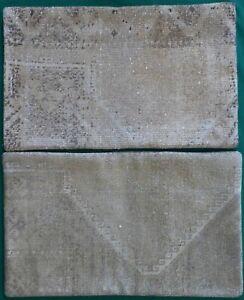LOT 2 Restoration Hardware Textured Wool Abstract Lumbar Pillow Covers 16x26 EUC