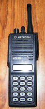 Motorola MTX 838 UHF Portable 2-Way Radio