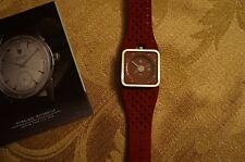 Lip Women's 187 10 72 TV Quartz Red Dial Watch
