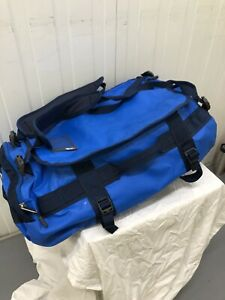 Large The North Face Blue And Dark Blue Holdal - Bag