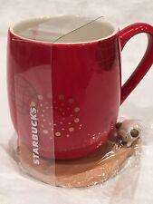 NEW Starbucks 2014 Mug Chinese New Year Gift Set RARE!