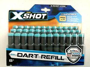 ZURU X Shot Dart Refill (36) Compatible with all major brands - New