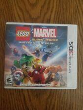Marvel Super Heroes Universe in Peril Nintendo 3DS