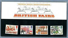 1983, Royal Mail Mint Stamps, Pack No. 147, British Fairs