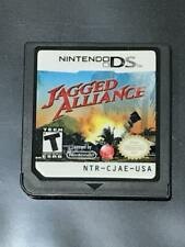 Jagged Alliance - Nintendo DS - Cartridge ONLY.