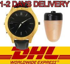 Bluetooth Watch GSM with Spy Earpiece Wireless Earpiece Full Set
