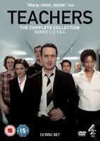 Nuovo Insegnanti Serie 1 A 4 Collezione Completa DVD