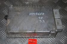 Chrysler Voyager 3.3 Steuergerät Motor P04727273AB