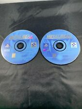 Metal Gear Solid Complete Game (Discs Only) PSX PS1 Playstation - Black Label