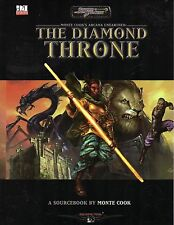 Sword & Sorcery-Monte Cook's arcana unearthed-The Diamond Throne - (SC) - Rare