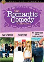 ROMANTIC COMEDY (MUST LOVE DOGS/RUMOR HAS IT/THE SISTERHOOD OF THE TRAVELI (DVD)