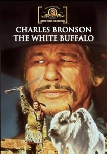 The White Buffalo DVD Charles Bronson New and Sealed Australian Release