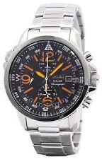 Seiko Solar Chronograph SSC077P1 Men's Watch