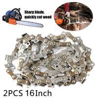 .043 .050 Gauge 12xTie Straps Chainsaw Chain Links 3//8 LP Pitch 12x Preset