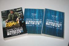 Jamie Oliver In Oliver's Twist Series 2 Volume 1 DVD Set (Region 4)