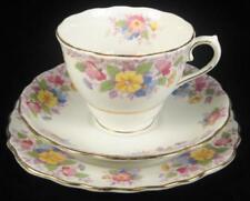Multi-Coloured Colclough Pottery & Porcelain