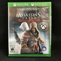 Assassin's Creed: Revelations (Xbox 360 / Xbox One Compatible) BRAND NEW
