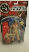 WWE REY MYSTERIO RING RAGE RUTHLESS AGGRESSION SERIES 8.5 ACTION FIGURE(074)