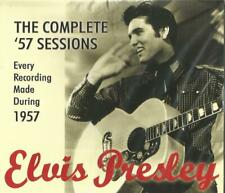 D / 2 CD Box Elvis Presley the complete ´57 Sessions   - OVP in Folie !