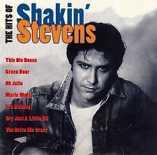 SHAKIN' STEVENS : THE HITS OF SHAKIN' STEVENS / CD - TOP-ZUSTAND