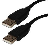 Câble adaptateur cordon USB type A mâle - USB type A mâle 3 mètres 3M
