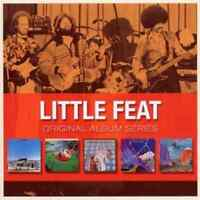 LITTLE FEAT 5CD NEW LF/Sailin' Shoes/Dixie Chicken/Feats Don't Fail/Last Record
