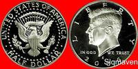 2006 S Clad Kennedy Half Dollar Deep Cameo Gem Proof