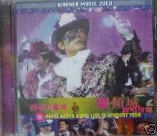 Aaron Kwok 郭富城 - 1998 Concert(2 Karaoke VCDs)
