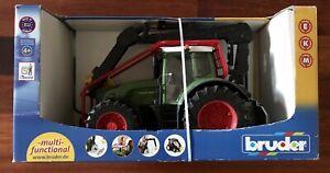 Bruder -Fendt 936 Vario Forestry Tractor (03042)