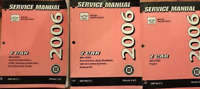 2006 CHEVY MALIBU MALIBU MAXX MALIBU SEDAN Service Shop Repair Manual Set OEM
