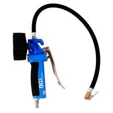 Druckluft Reifenfüller geeicht Reifenfüllpistole mit Manometer Auto Reifen Druck