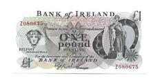 UNC One pound North Ireland Replacement banknote Prefix Z, ND(1980's), P-65, UNC