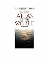 TIMES CONCISE ATLAS OF THE WORLD: CONCISE BY TIMES UK, THE TIMES (HARDBACK)