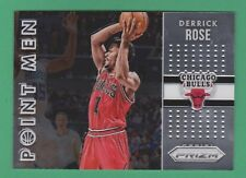 2015-16 Panini Prizm Point Men Derrick Rose Chicago Bulls #9