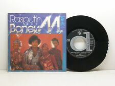 BONEY M RASPUTIN - NEVER CHANGE LOVERS IN THE MIDDLE OF THE NIGHT DURIUM DE 3025