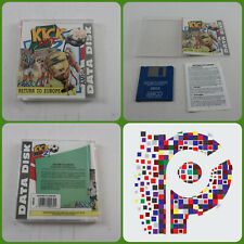Kick Off 2 Return To Europe A Anco Game for the Commodore Amiga tested&working