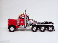 "Peterbilt 379 Truck Tractor - ""ALL CRANE"" - Red - 1/50 - WSI"