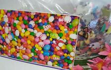 "Jigsaw Puzzle 18.25""x11"" Sealed 300 Piece Candy Jelly Beans Peppermint"