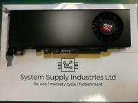 DELL AMD RADEON W6F74 102D0912610 E9173 2 GB 1x DP + 2x MDP LP Graphics Card