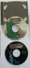 WARCRAFT II 2 EXPANSION SET BEYOND DARK PORTAL TIDES DARKNESS PC CD-ROM BLIZZARD