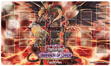 Yu-Gi-Oh Tappetino PLAYMAT Dimensione Arcidemone Drago Rosso Lucesfre DOCS-IT046