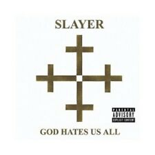 God Hates Us All by Slayer (CD, Universal Music)